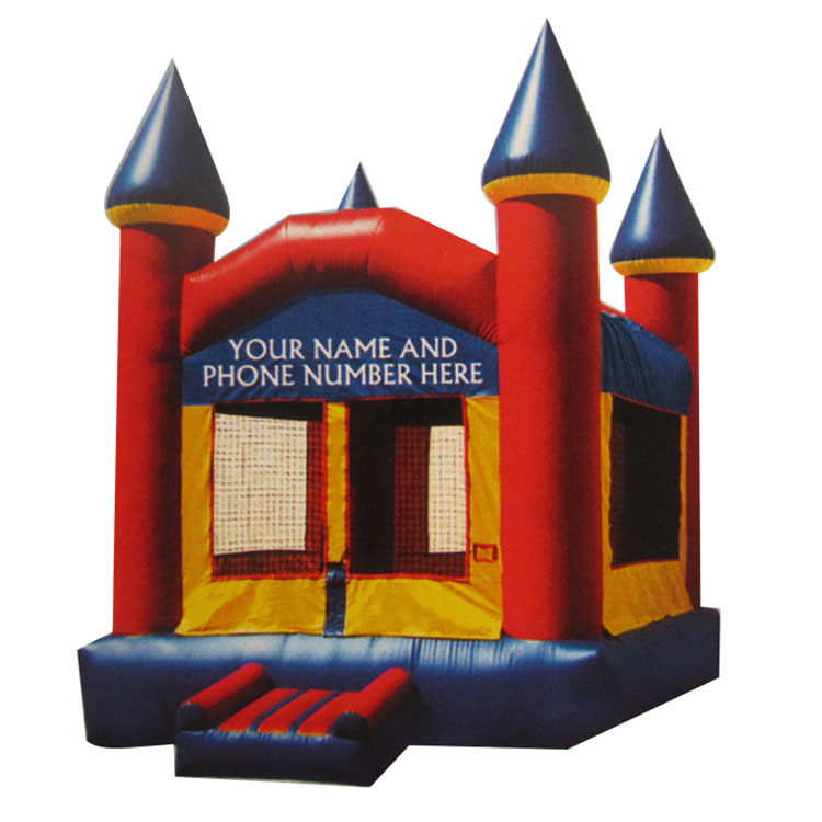 Inflatable Castle FLCA-A20007