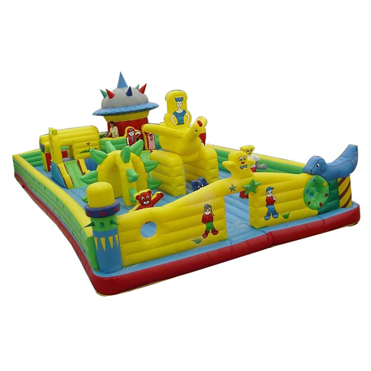 Toddlers Play Ground FLTO-035