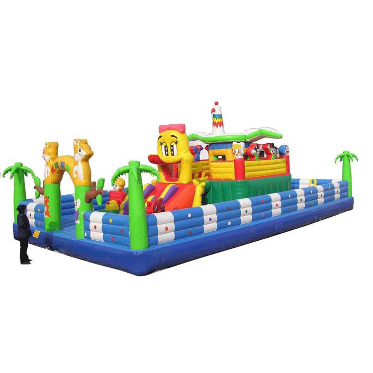 Toddlers Play Ground FLTO-042